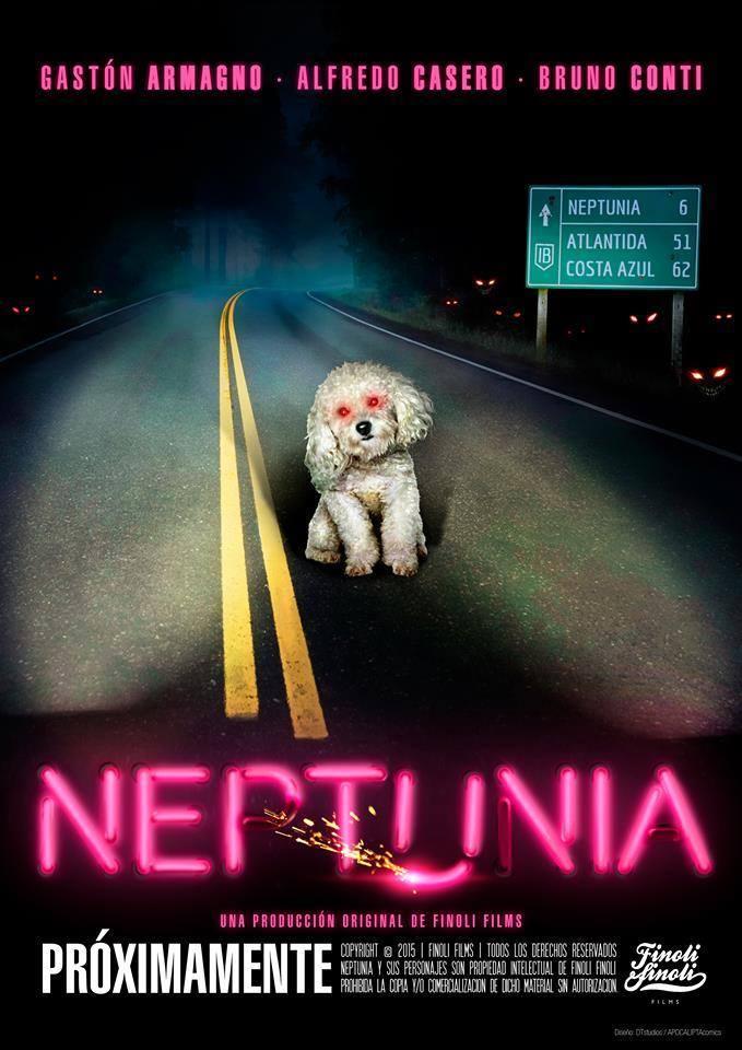 Neptunia,película nacional episódica, mezcla de comedia y terror filmó en varios balnearios canarios